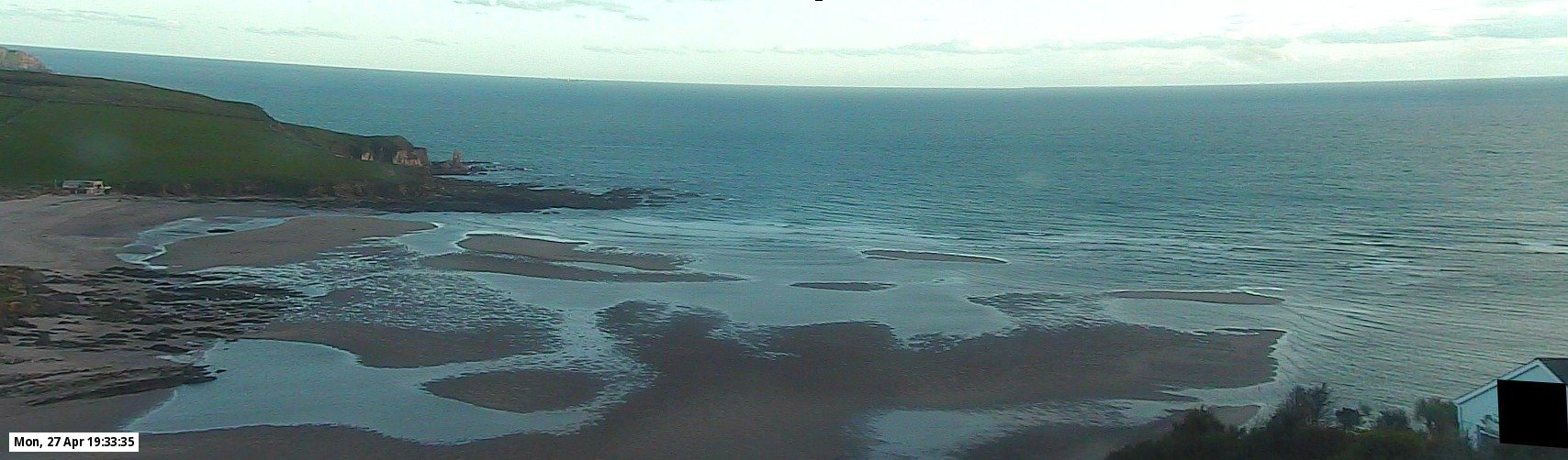 Latest webcam still for Bantham