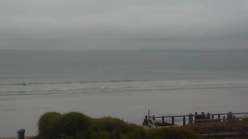 Latest webcam still for Hayling Island