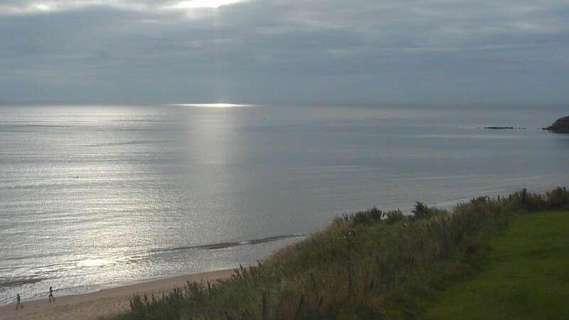 Latest webcam still for Whitley Bay