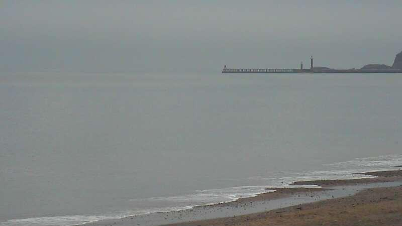 Latest webcam still for Redcar