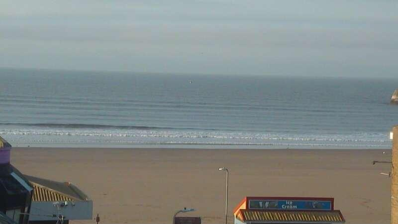 Latest webcam still for Aberavon