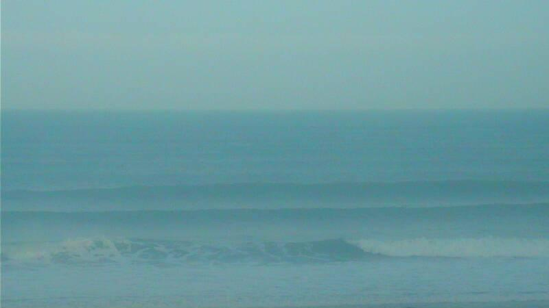 Webcam image from Porthtowan