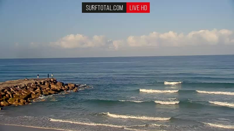 Latest webcam still for Carcavelos
