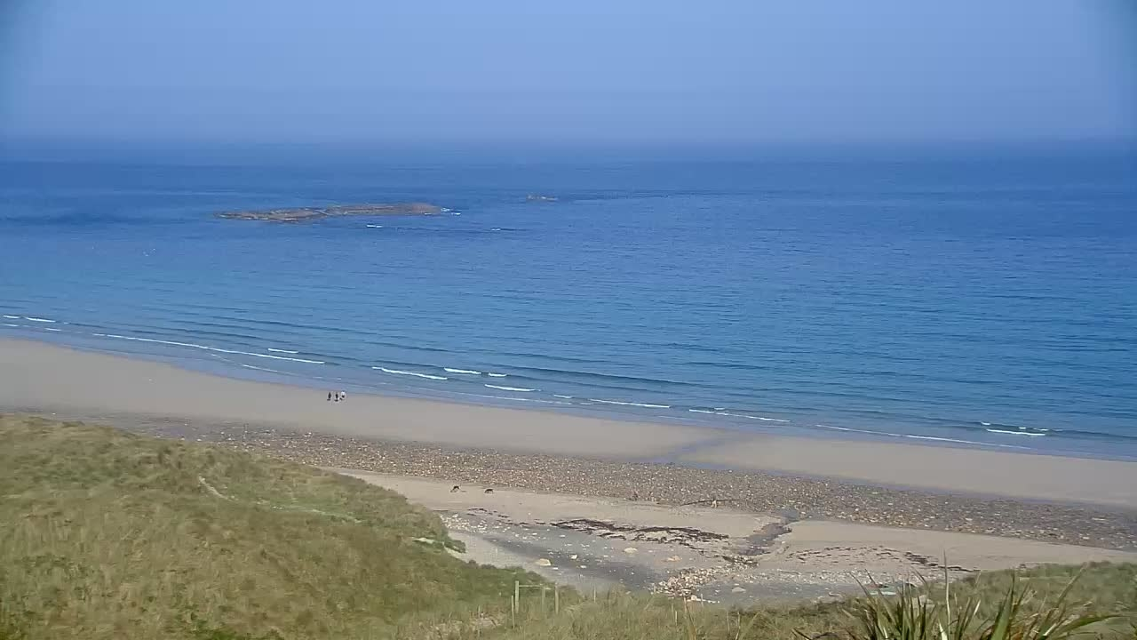 Webcam image from Sennen