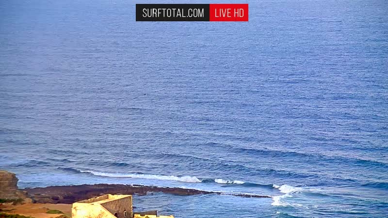 Webcam image from Ericeira