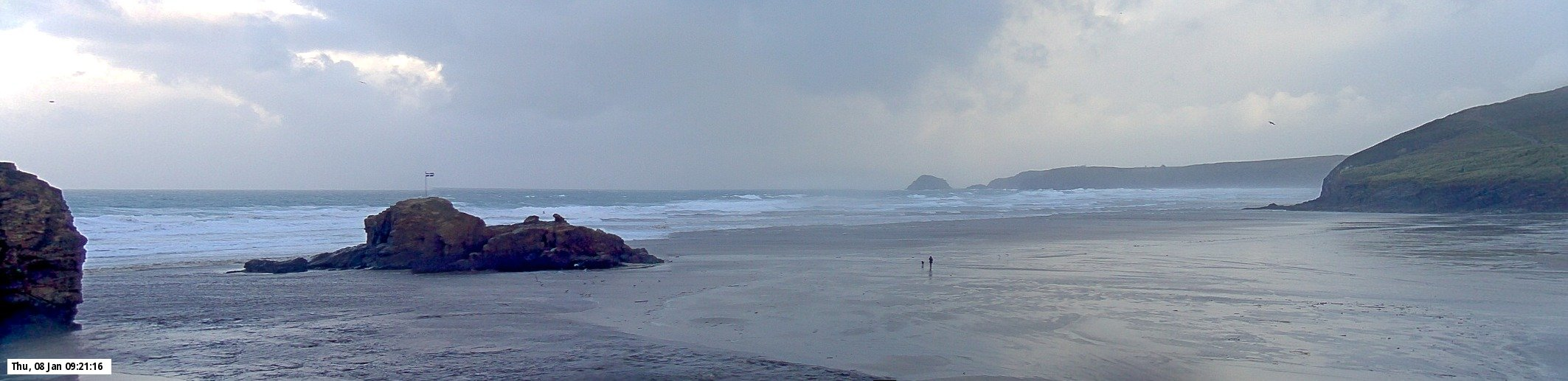 perranporth  droskyn  surf report  surf forecast and live surf webcams